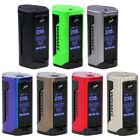 WISMEC Reuleaux GEN3 RX Akkuträger 300 Watt - Box Mod E-Zigarette Liquid Flavour