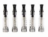 5er Pack – CE5 Atomizer für E-Zigaretten – Original Nox24 – Neueste Technik – Super Dampf – Lange Haltbarkeit – ohne Nikotin – Klar.