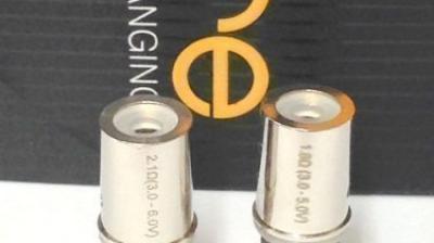 5x Aspire BDC (Bottom Dual Coil) clearomizer spare heads 1.8ohms 100% Genuine original Aspire for use with all Aspire clearomizers / glassomizers (ET, CE5, Vivi Nova, Mini Nova, etc…) NOT SUITABLE for Nautilus. No Tobacco, No Tar, No Nicotine..