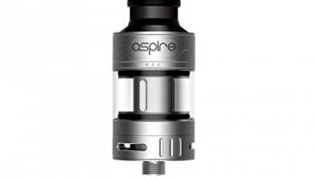 aspire – Aspire Cleito Pro Sub-Ohm Verdampfer (Silber) Enthält Kein Nikotin