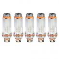 – Aspire Cleito Verdampferkopf 5 Stück 0,2Ohm 55-70 Watt Coil E-Zigarette E-Liquid