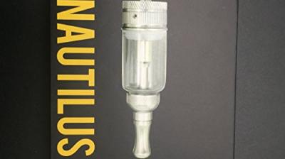 Aspire Nautilus BVC Pyrex Glas Clearomizer Set, 5 ml, inkl. 2x Verdampferkopf(inkl. Air Control).