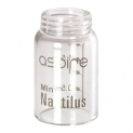 Aspire – Aspire Nautilus mini Ersatz Glastank in klar, eZigarette
