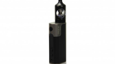 Aspire – Aspire Zelos E-Zigaretten Set 50 Watt, schwarz