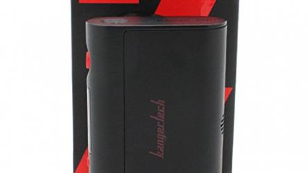 Authentische Kanger Kangertech KBox 200W Schwarz TC Akkuträger Farbe Rot