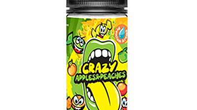 Crazy Apple and Peaches 15ml Bottlefill Aroma by Big Mouth e Liquid Nikotinfrei