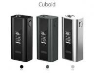 Cuboid TC Express Kit 150 W TC MOD Joyetech, Farbe:silber