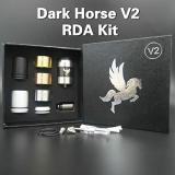 Dark Horse V2 RDA Selbstwickeltröpfler (Replica) FULL SET.