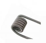 ecig-tools 10 Stück Clapton Coil, 0,5 Ohm.