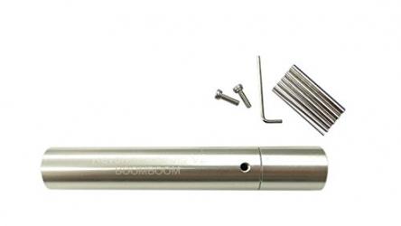 ecig-tools Revolver coil jig V2 von BoomBoom in silber.