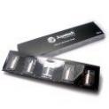 eGo-C / eCab / eRoll Typ A LR Verdampferköpfe / Atomizer Heads (low resistant 1,8 Ohm), 5er Pack, original Joyetech, kein Nachbau! Kompatibel mit allen Typ A eGo-C Verdampferbodys von Joyetech, eDampf-Shop.