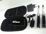 eGo-CE4 – 2er Set elektrische Zigarette im Etui – mit USB Ladekabel und Anleitung.