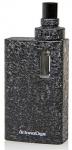 eGrip 2 Light E-Zigaretten Set 80 Watt / 2.100 mAh / 3,5 ml Tankvolumen – InnoCigs produced by Joyetech (schwarz)