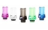 Drip Tip Acryl, 510 – 5er Sparpack (5 Farben) – FLAT