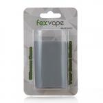 FOXVAPE Silikonhülle Silikon Case für iStick Pico Mega Box Mod Kit (Grau).