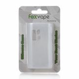 FOXVAPE Silikonhülle Silikon Case für Pioneer4you IPV 400 Box Mod (Transparent).