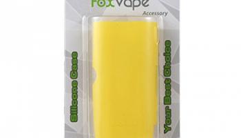 Foxvape Silikonhülle Silikon Case für Subox Mini 50Watt Kanger Subox Kit(Gelb).