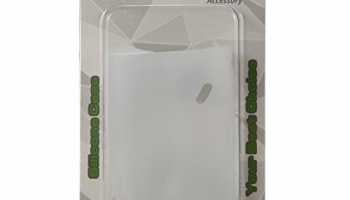 Foxvape Silikonhülle Silikon Case für Wismec Reuleaux RX200S TC Box Mod in Transparente.