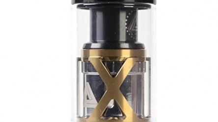iJoy Limitless XL Clearomizer, RTA, 4 ml Tankvolumen, 25 mm Durchmesser, schwarz, 1er Pack (1 x 1 Stück).