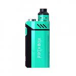IJOY RDTA BOX 200W Kit – 12.8ml (Cyan)