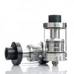 iJoy Tornado Nano Clearomizer, 4 ml Tankvolumen, 24 mm Durchmesser, schwarz.