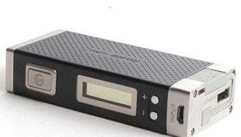 INNOKIN – Itaste MVP 3.0 PRO Starter Kit / 60W Vaporizer / Akkuträger / Mod mit 3.7V & 4500mAh in schwarz