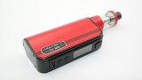 Innokin TC 100 Kit Akku mit 3300 mAh & 100 W mit iSub V Tank 3 ml Temperature Control ATHEON Chipset (Rot)