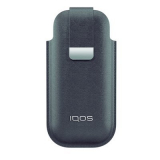 IQOS LEATHER POUCH – DARK SLATE.