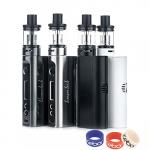 Kanger Subox Mini-C E-Rauchen starterset mit Akkuträger 50W und 3ml Protank 5 (Schwarz).