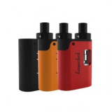 Kangertech TOGO Mini Starter Kit Farbe Rot.