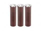 LG HG218650Akku High-Drain 20/30A 3000mAh wiederaufladbare Flat Top Batterien.