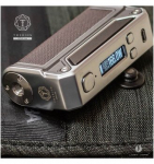 Lost Vape Therion 166W TC DNA250 Akkuträger Farbe Rot.