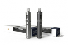 LYNDEN® NOW 2.0 E Zigarette Starterset | Topfill | 15W – 25W | 2ml Tank | e Shisha Starterset | Elektronische Zigarette (Schwarz)