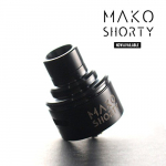 MAKO Shorty RDA Schwarz Verdampfer (Replica).
