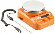 neoLab D-8150 Sunlab Mini Magnetrüher, keramikbeschichtung Heizplatte, Plastik.