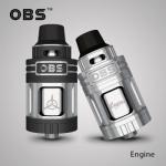 OBS Engine RTA Verdampfer 25mm silber