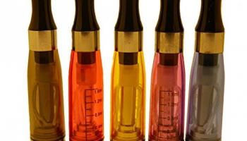 OrganicGuru® 5 x CE4 Clear Atomizer/ klarer Verdampfer 1,6ml E Zigarette.