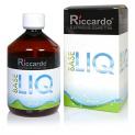 Riccardo Glycerin (VG) E422, 99,5 % Ph. Eur, 0,0 mg Nikotin, zum Mischen von Basisliquid, 500 ml.