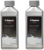 Saeco CA6701/00 Flüssig-Entkalker für Espresso Machine, 2 x 250 ml.