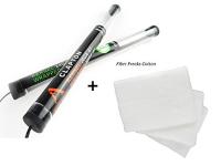 Selbstwickel-Set Clapton Draht + Fiber Freaks für E-Zigarette (Clapton 26GA+32GA).
