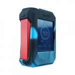 Silikon hülle, etui für SMOK G-PRIV – beste Qualität – authentische VampCase (Schwarz/Blau).