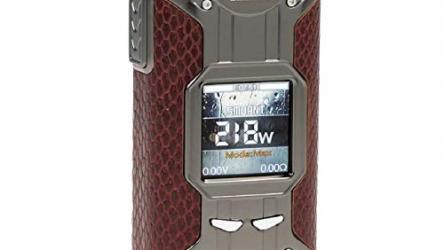 Smoant Cylon TC 218 Box MOD 218 Watt, Riccardo e-Zigarette – Akkuträger, tarnish