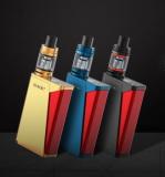 Smok H-Priv 220W Pro Kit inkl. TFV8 Big Baby Beast Farbe Schwarz-Rot.