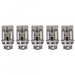 SMOK Micro MTL Coil Verdampferkopf für Micro TFV4 Plus Clearomizer, 1.2 Ohm, 1er Pack (1 x 5 Stück).