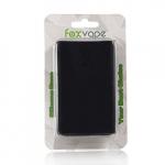 Smok X Cube II 160W Silikon Schutz Gel Haut Fall Abdeckung Passend 160 Watt Smoktech XCube 2 (schwarz)