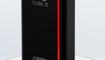 Smok Xcube 2 160Watt schwarz