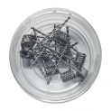 SYSTEM SMOKE Twisted coil (24GA/0.2) 3.0mm D6 0,2ohm