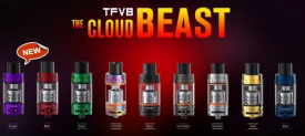 TFV8 – The Cloud Beast Farbe Blue.