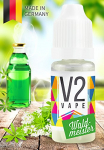 V2 Vape E-Liquid Waldmeister – Luxury Liquid Made in DE 10ml 0mg