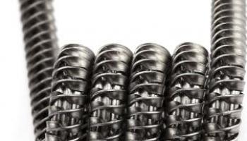 Vorgefertigte Tsuka Coils.